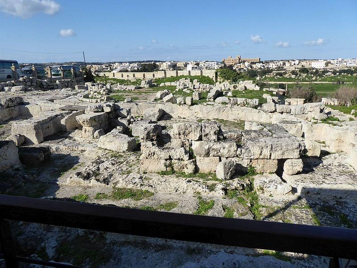 Domus Romana na Malcie