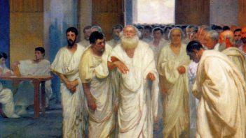 Zdecydowane słowa Appiusza Klaudiusza Caecusa