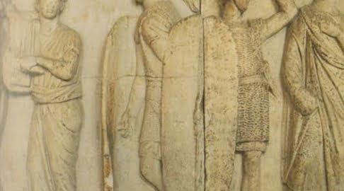 Roman legionnaires in the 3rd and 2nd century BCE