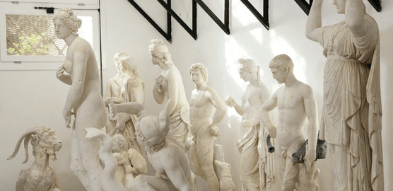 Sculptures from the Torlonia collection