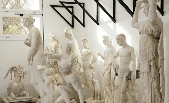 Sculptures from the Torlonia family collection