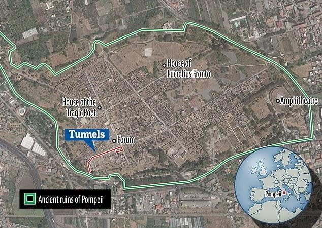 Wodociągi w Pompejach
