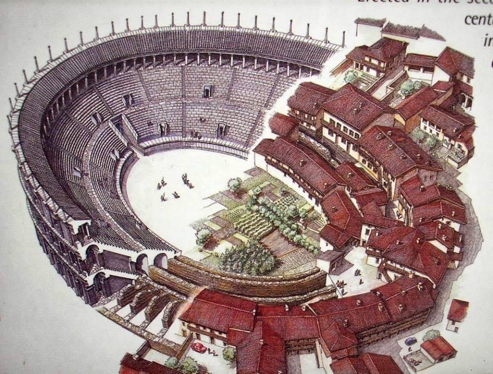 Amfiteatr w Pollenzo