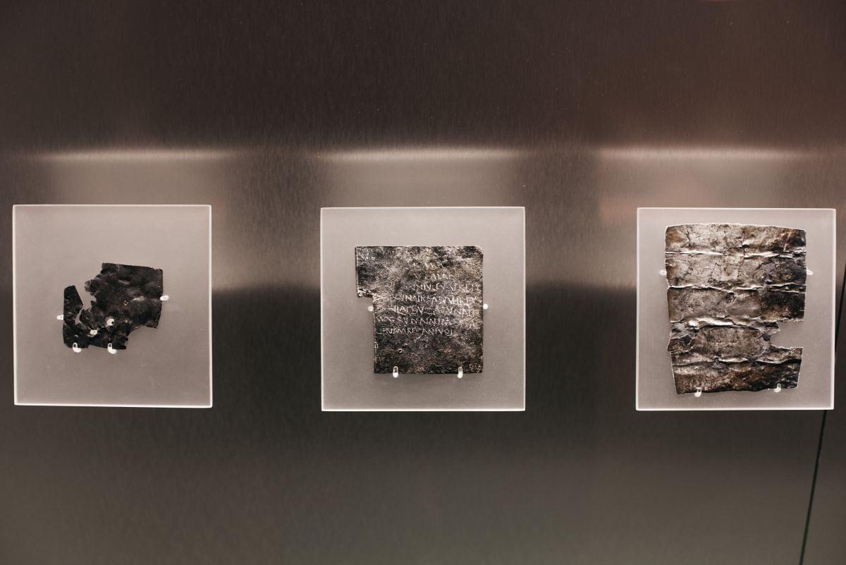 Rzymskie tablice z klątwami