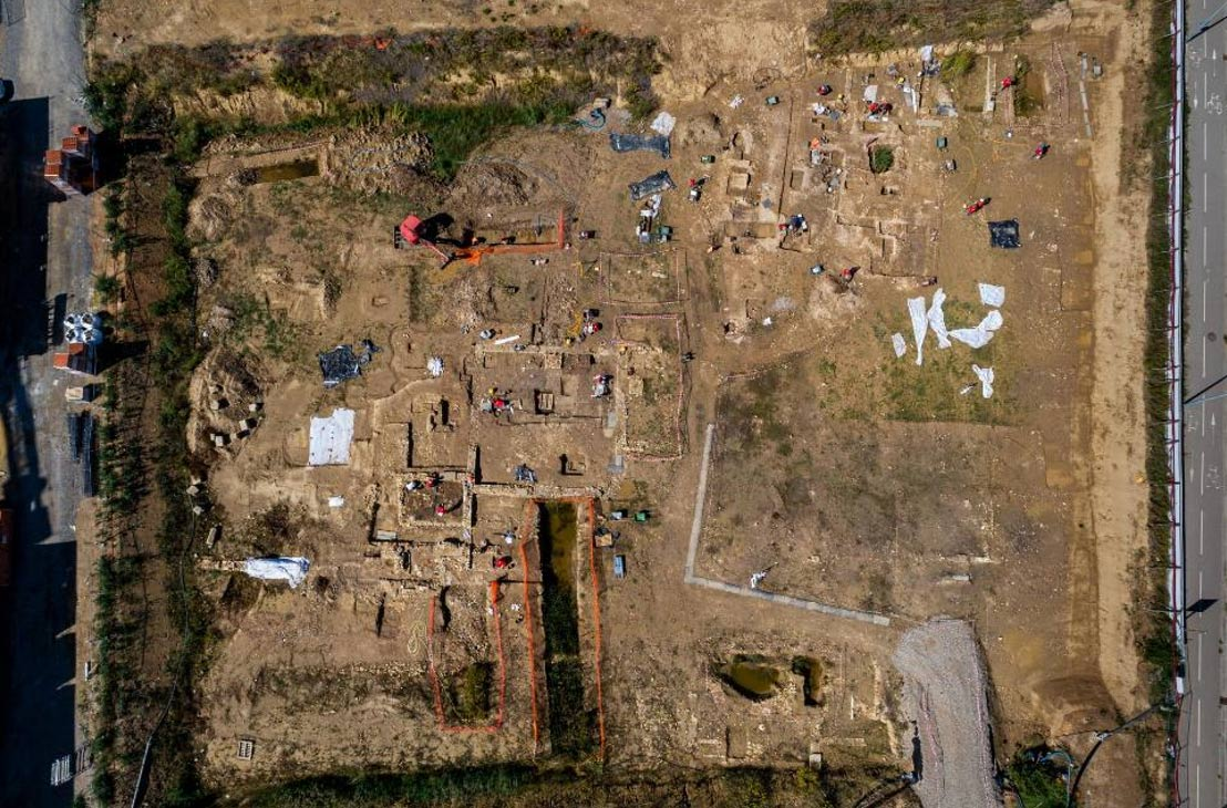 Roman necropolis discovered in France