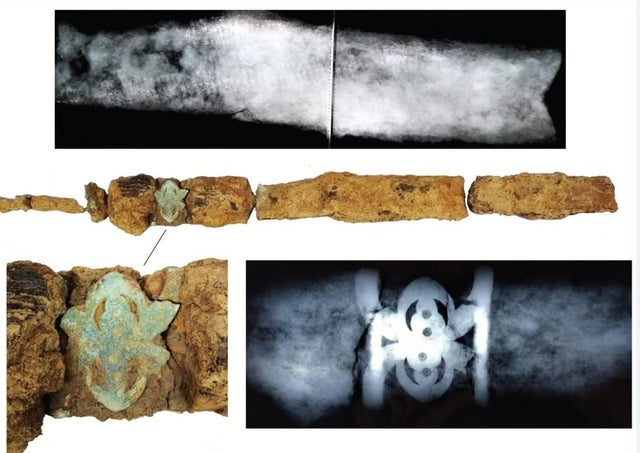 Odkryto liczący 2000 lat grób wojownika z Brytanii