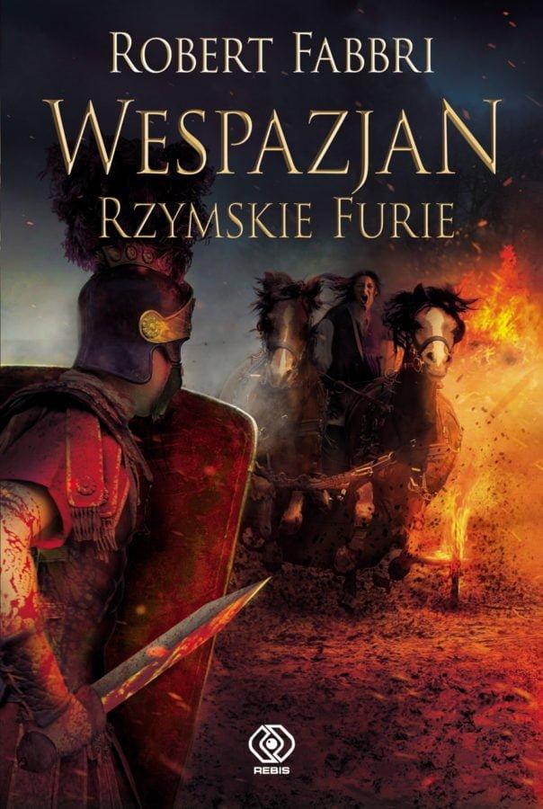 """Fragment najnowszej książki """"Wespazjan. Rzymskie Furie"""""""