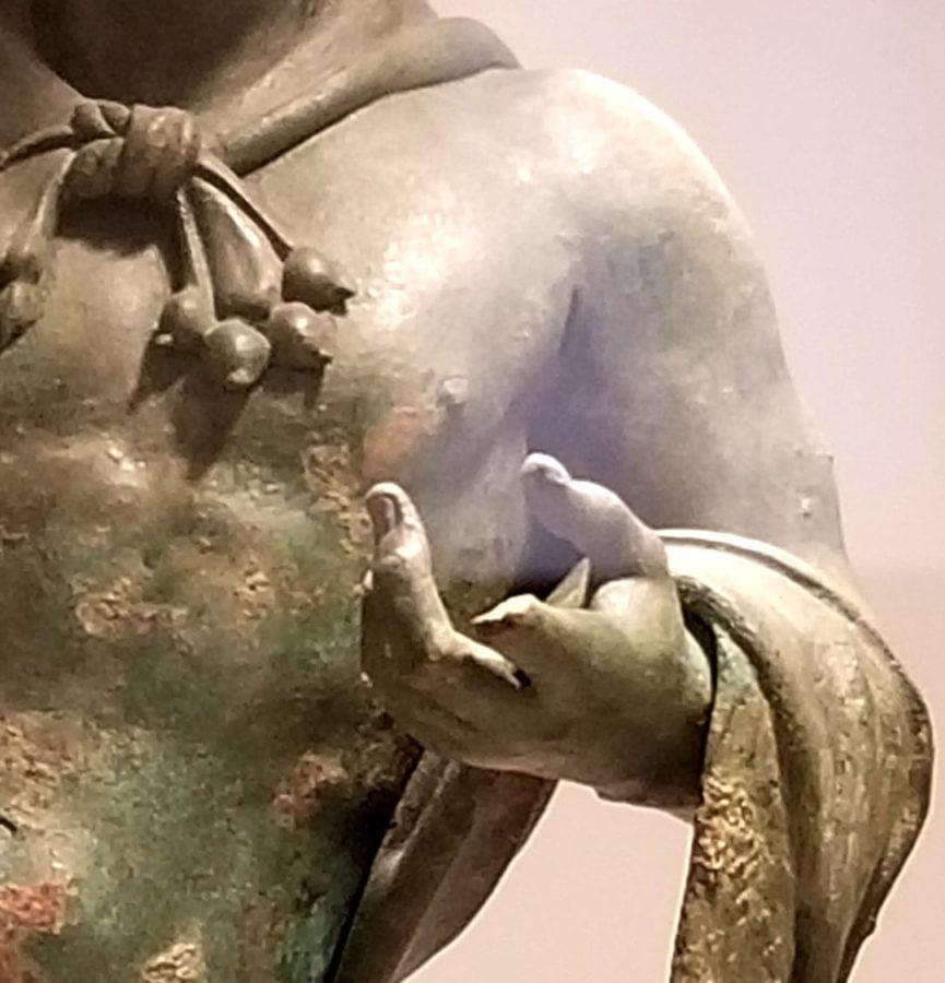 Nieprzyzwoity gest w Rzymie