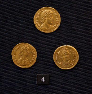 Monety rzymskie z Hoxne