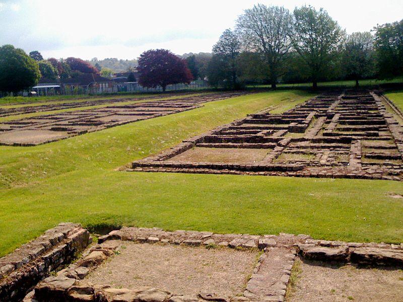 Koszary rzymskie w Caerleon