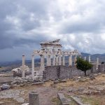 Temple of Trajan-Hadrian in Pergamon
