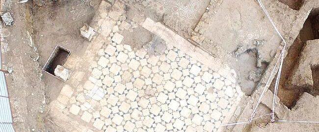 W Turcji odkryto rzymskie mozaiki