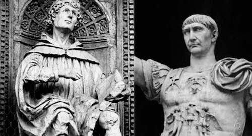 Pliny the Younger and Trajan