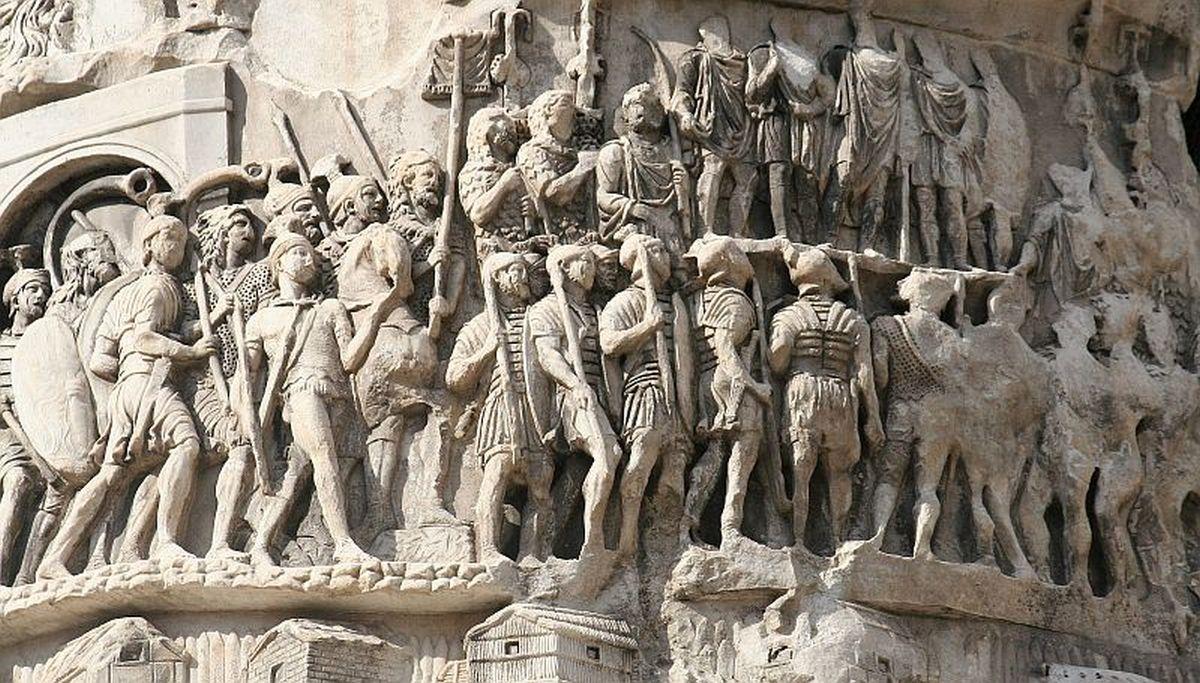 Relief z kolumny Marka Aureliusza