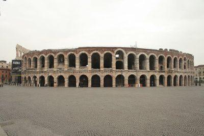 Amfiteatr w Weronie, Włochy