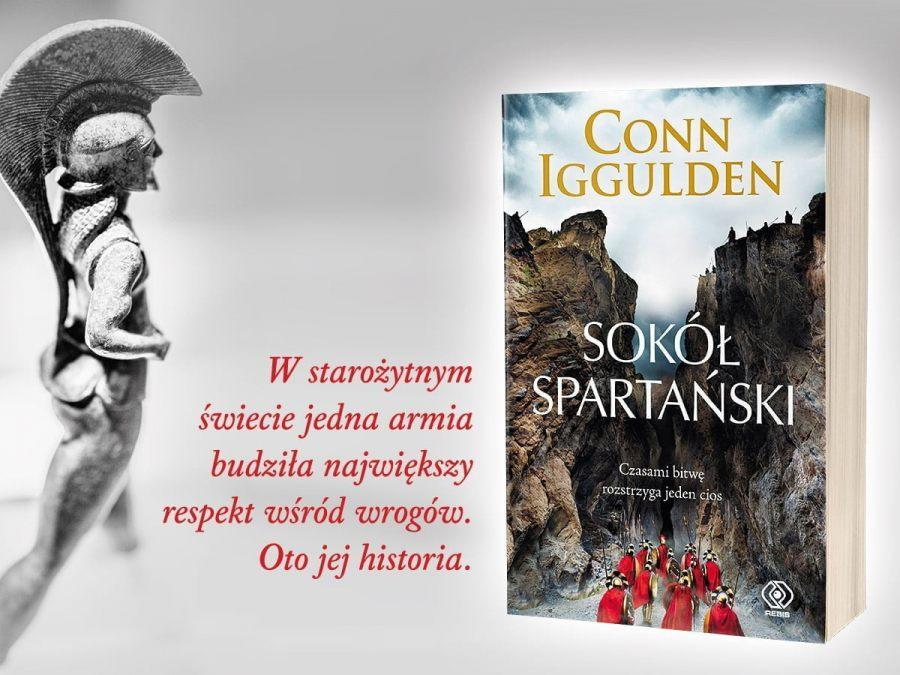 """Fragment najnowszej książki """"Sokół spartański"""""""