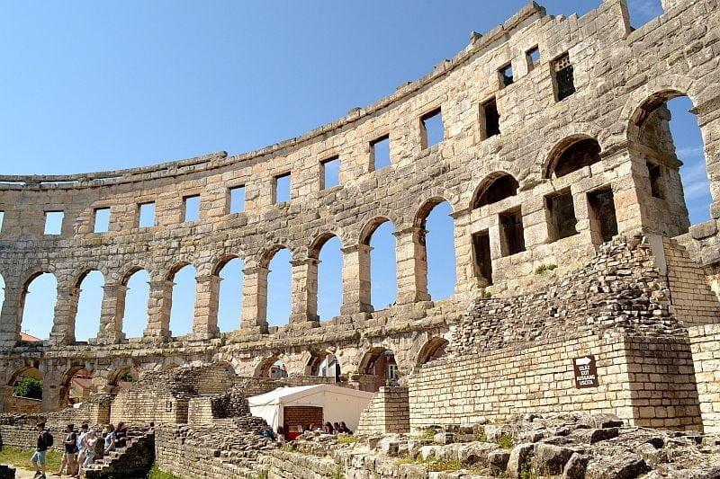 Amfiteatr w Puli Chorwacja