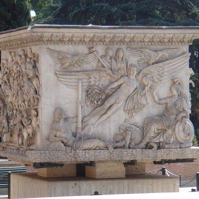 Base of column of Antonius Pius