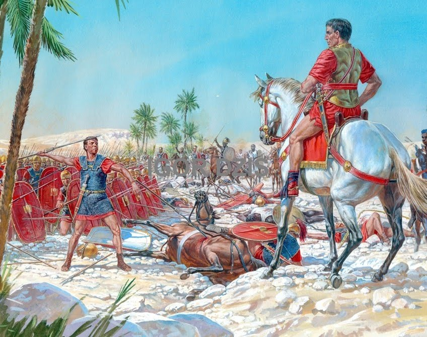 Bitwa pod Ruspiną