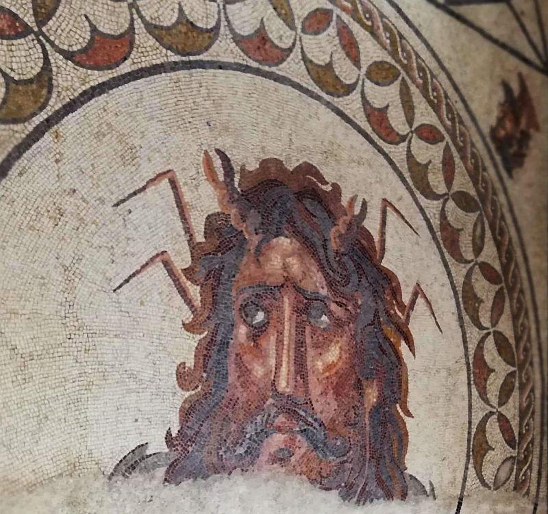 Mozaika z Muzeum Archeologicznego w Faro