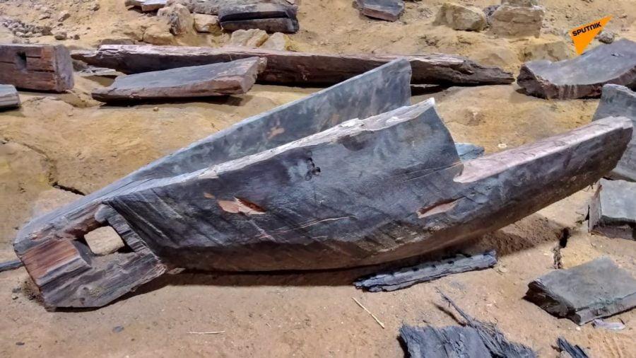 Odrestaurowane rzymskie statki z Serbii