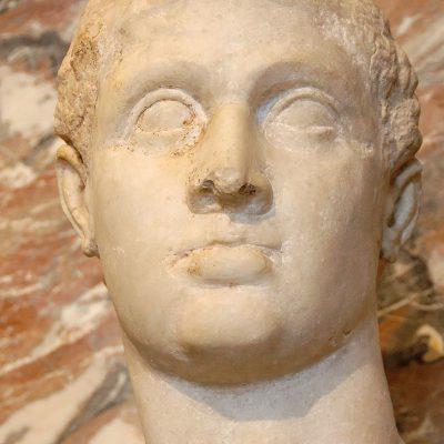 Popiersie Ptolemeusza XII