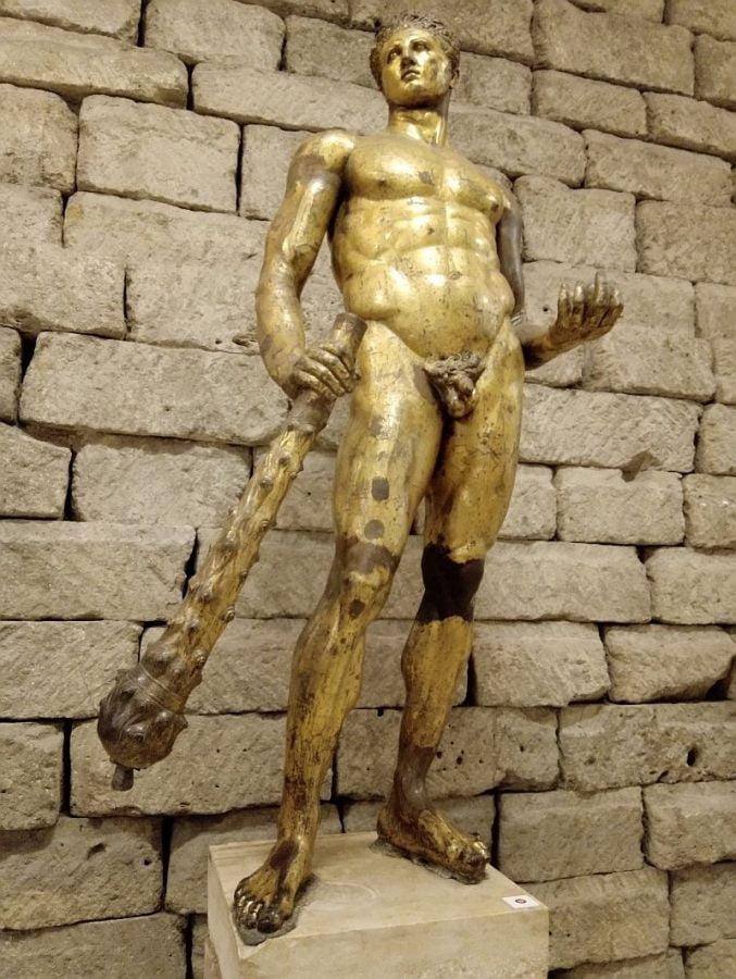 Posąg Herkulesa z Forum Boarium