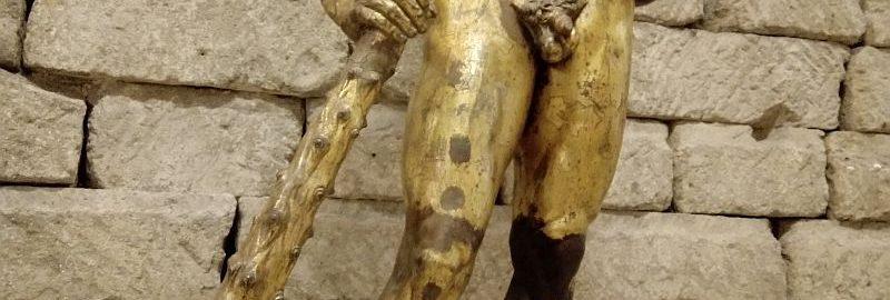 Hercules statue from Forum Boarium