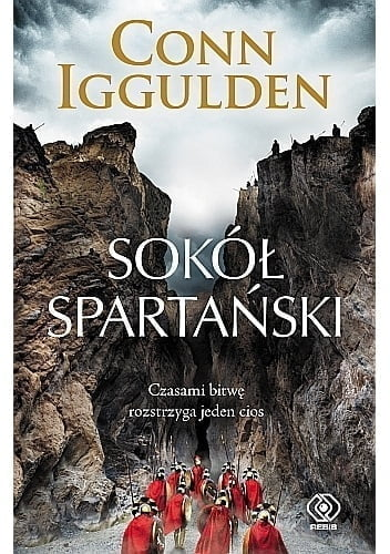 Sokół spartański, Conn Iggulden