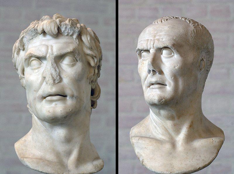 Ziemia Rzymu. Korona z Traw
