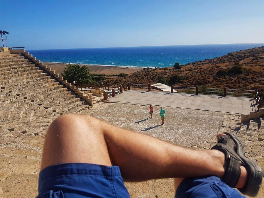 Kurion - teatr rzymski