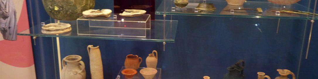 Naczynia antyczne odkryte na Malcie