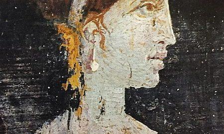 Prawdopodobny portret Kleopatry z Herkulanum