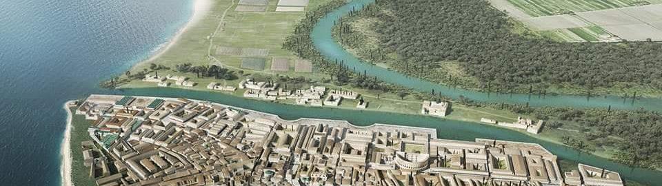 Rekonstrukcja Ostia Antica oraz Portus