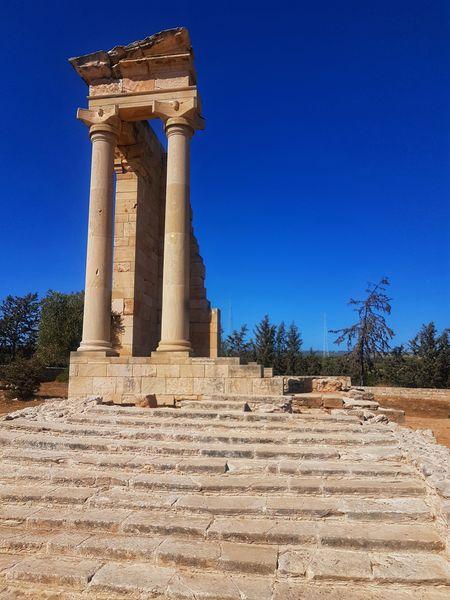 Sanktuarium Apollina Hylatesa - świątynia Apollina
