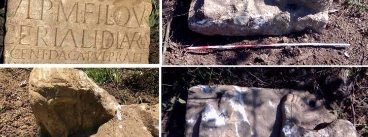Skradziono ważący pół tony fragment rzeźby rzymskiej w Serbii
