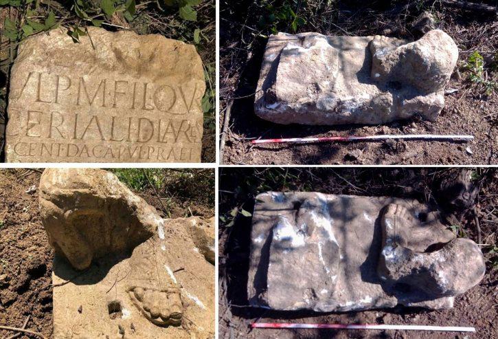 Roman sculpture weighing half a tonne was stolen in Serbia