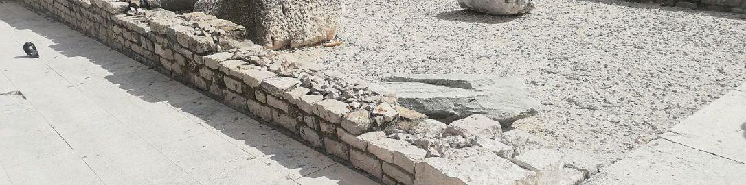 Forum Romanum in Zadar