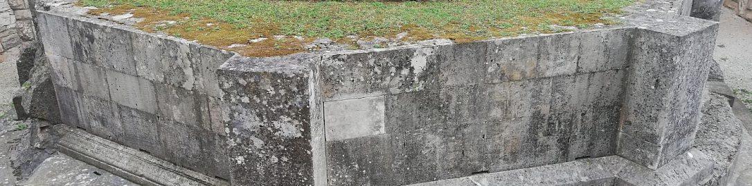 Rzymskie mauzoleum w Puli