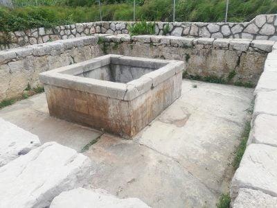 Rzymskie studnie w Chorwacji