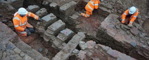 W Anglii natrafiono na pozostałości po rzymskim kompleksie produkcyjnym