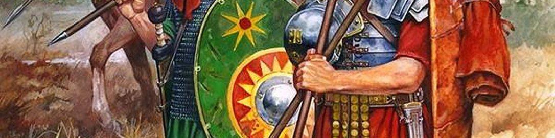 Armia rzymska w czasach cesarza Witeliusza 69 n.e.
