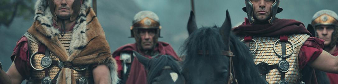 Scena z serialu Barbarians