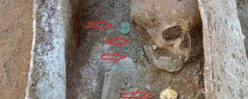 Odkryto grób rzymskiej dziewczynki z III wieku n.e.