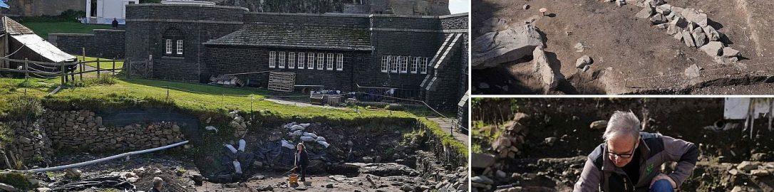 Odkryto pozostałości rzymskiego budynku w północnej Anglii