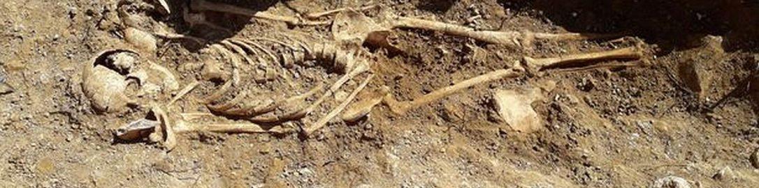 Odkryto w Lincolnshire kilka szczątków ludzkich i pozostałości z czasów rzymskich