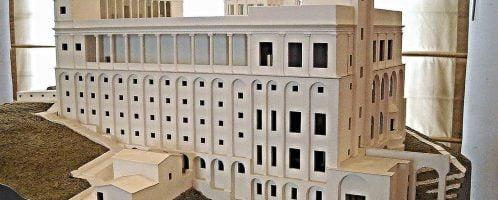 Reconstruction of Villa Jovis