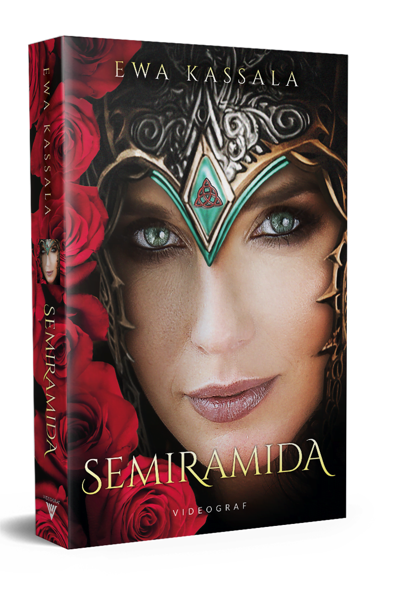 Semiramida, autorstwa Ewy Kassali