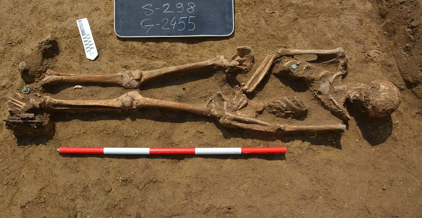 Early Christian tomb discovered in Viminacium