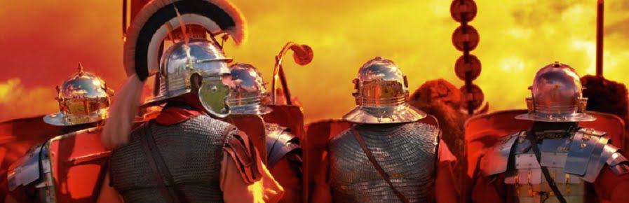 Centurion z oddziałem